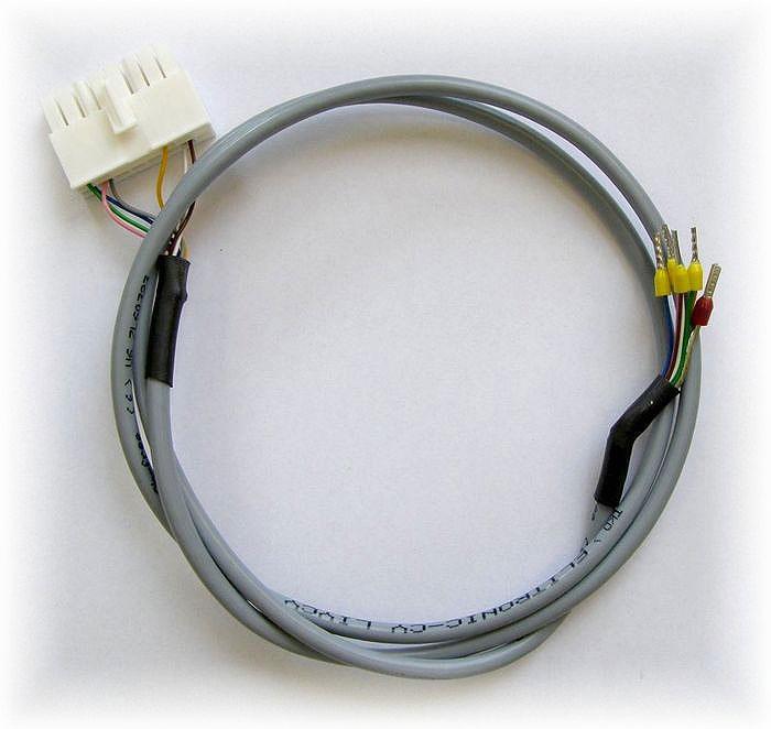 Kabel LIYCY7X 0,14 s konektorem AMPHENOL